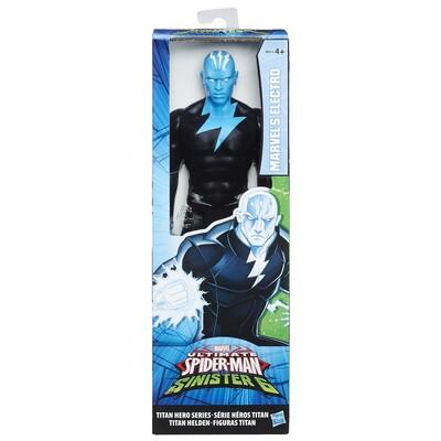 Spider Man Titan Hero Spiderman Vs Sinister 6   Marvels Electro