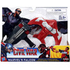 Captain America Civil War Falcon Redwing Flyer