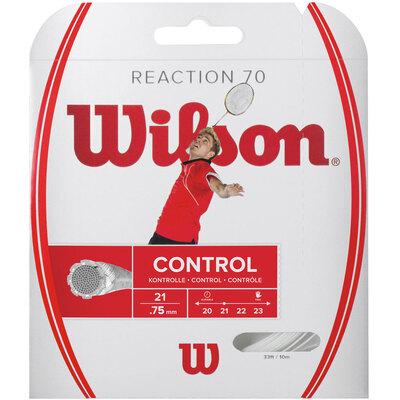 Wilson Reaction 70 Badminton String Set