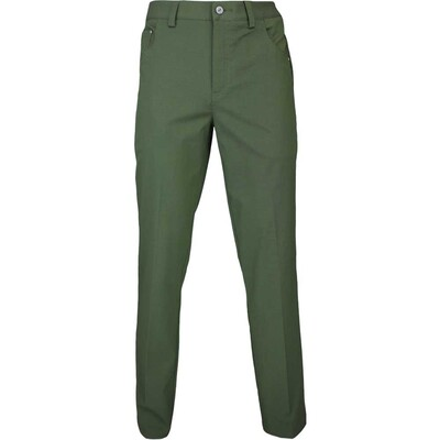 Puma Golf Trousers 6 Pocket Pant Forest Night AW16