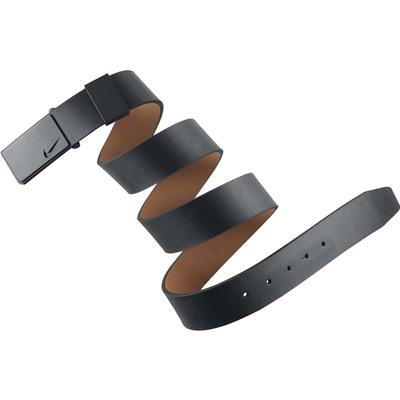 Nike Golf Belt Sleek Modern Tonal Plaque Dark Grey AW16