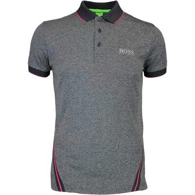 Hugo Boss Golf Shirt Paule Pro 3 Black FA16