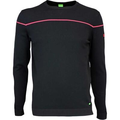 Hugo Boss Golf Jumper Rinto Black FA16