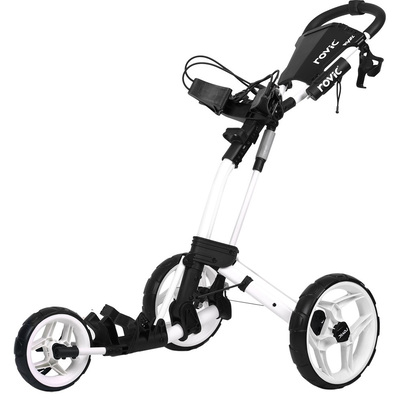 Clicgear Rovic RV2L Golf Trolley - White