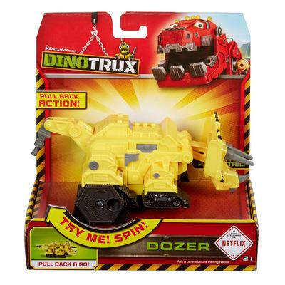 Dinotrux Pull Back & Go Dozer