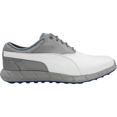 Puma Golf Shoes Ignite Spikeless White Quarry 2017