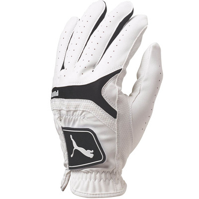 Puma Golf Glove Players Sport Performance White Black AW17