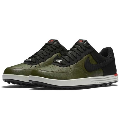 Nike Golf Shoes Lunar Force 1 G Cargo Khaki 2017