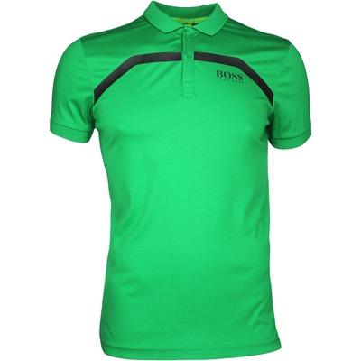Hugo Boss Golf Shirt Paule Pro 1 Open Green SP17
