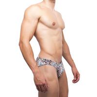 Joe Snyder Snake Bikini 01
