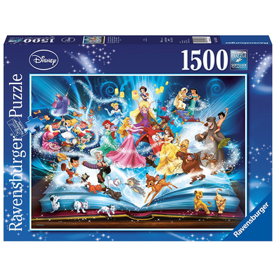 Ravensburger Disney Storybook 1500pc Jigsaw Puzzle