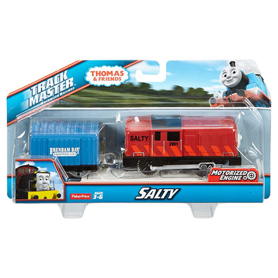Fisher-price Trackmaster Motorized Salty Engine