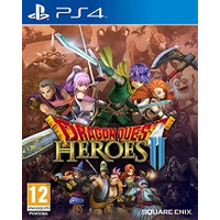 Image of Dragon Quest Heroes II