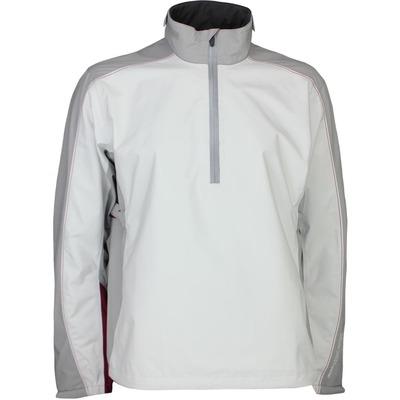 Galvin Green Waterproof Golf Jacket AYERS Paclite White 2017