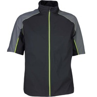 Galvin Green Waterproof Golf Jacket - ARCH Paclite - Black 2017