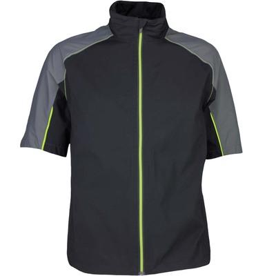Galvin Green Waterproof Golf Jacket ARCH Paclite Black 2017