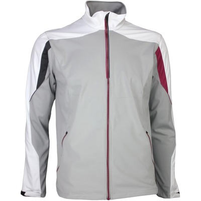 Galvin Green Golf Jacket BRODY Windstopper Steel Grey 2017