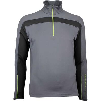 Galvin Green Golf Pullover DINO Insula Iron Grey SS17