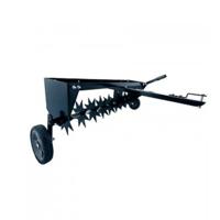 "Image of Agri-Fab 40"" Curved Spiker Aerator"