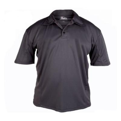 Himalayan Himalayan Zephyr Polo Shirt Grey