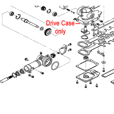 Mitox Mitox Replacement Drive Case (MIGJ330.2-5-MI)