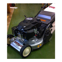 Lawnflite Pro 448SJR 19 inch Self Propelled Rear Roller Lawnmower