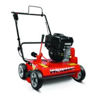 Weibang WB486CRB  Push Petrol Lawn Scarifier