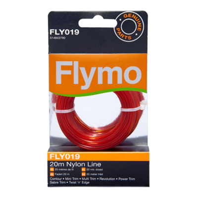 Flymo Flymo Trimmer Line 20m FLY019 5148437-90/7