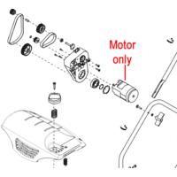 AL-KO 38VLE Scarifier Motor 462213