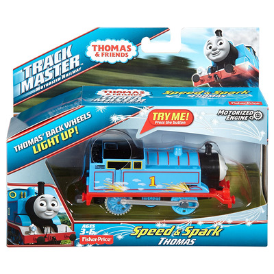 Fisher-Price Thomas the Train TrackMaster Speed & Spark Thomas