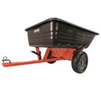 Image of Agri-Fab 15 Cubic Ft Poly Cart