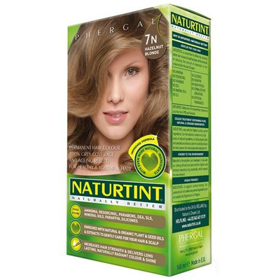 Naturtint Permanent Natural Hair Colour 7N Hazelnut Blonde 170ml