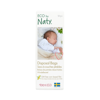 Naty by Nature ECO Disposable Nappy Bags