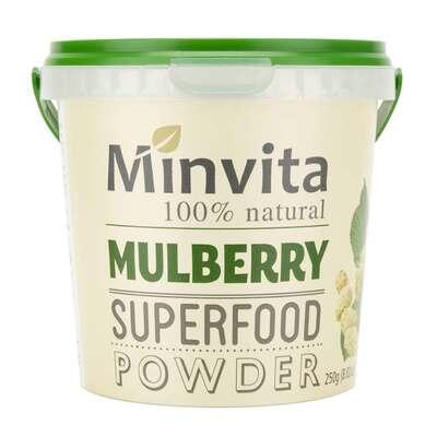 Minvita Mulberry Superfood Powder 250g