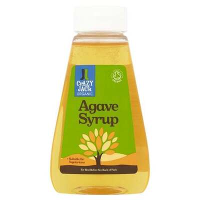 Crazy Jack Organic Agave Syrup 250ml