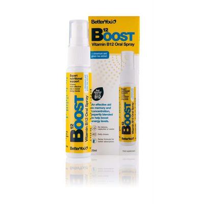 BetterYou Boost B12 Oral Spray 25ml