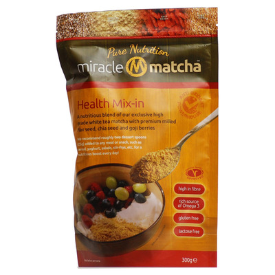 Miracle Matcha Health Mix-in 300g