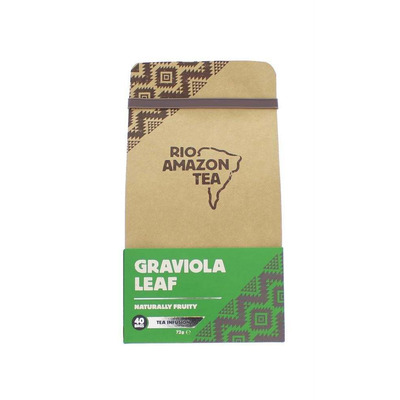 Rio Amazon Graviola Tea 40 Bags