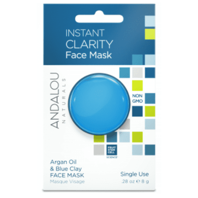 Andalou Naturals Instant Clarity Clay Mask 8g
