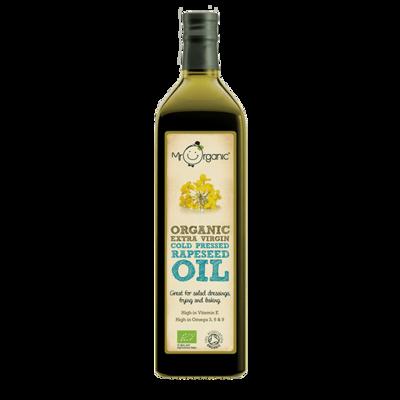 Mr Organic Rapeseed Oil 750ml