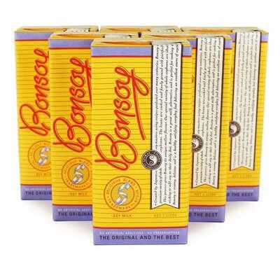 Bonsoy Soya Milk 1 Litre - Pack of 6