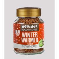 Beanies Winter Warmer Instant Coffee 50g