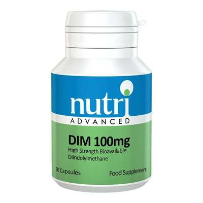 Nutri Advanced DIM 100mg 30 Capsules