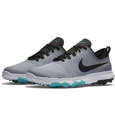 Nike Golf Shoes FI Impact 2 Stealth Clear Jade 2017