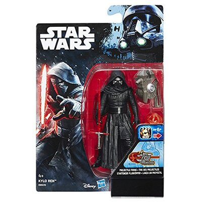 Hasbro - B8609 - Star Wars - Kylo Ren - 9 cm with accessories