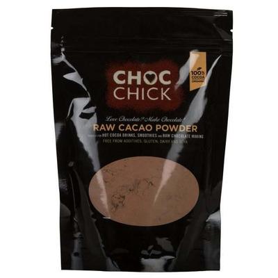 Choc Chick Organic Raw Cacao Powder 250g