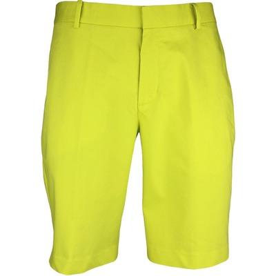 Nike Golf Shorts NK Flex Slim Washed Electrolime SS17