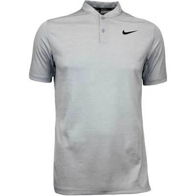 Nike Golf Shirt NK Dry Heather Blade White AW17