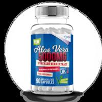 FORZA Aloe Vera - 90 Capsules