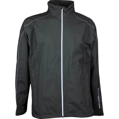 Galvin Green Waterproof Golf Jacket AERO Paclite Black AW17